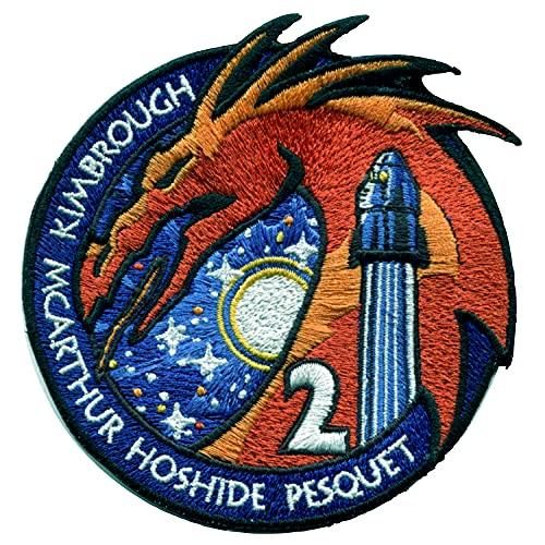 SpaceX-Crew 2 Aérospatial Patch