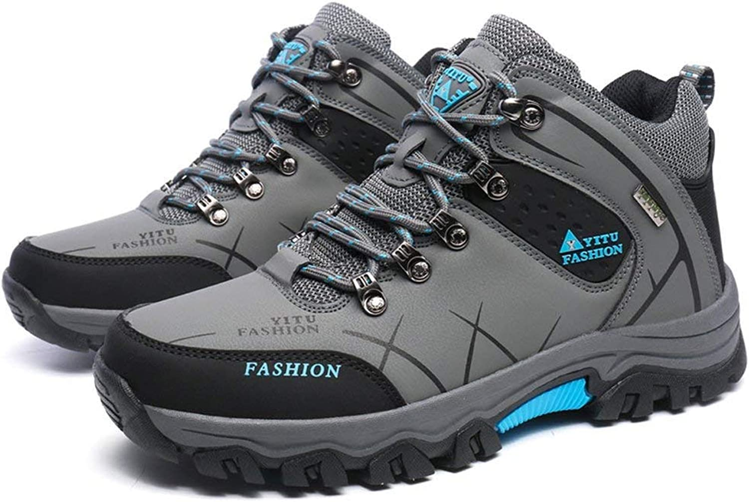 Autumn and Winter Men's shoes Casual Cotton shoes with Hiking Boots