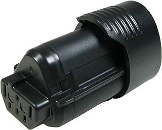 Trade-Shop - Batería de recambio (ión de litio, 12 V, 1500 mAh, para AEG BS12C, BLL12C, BS12C2, BSS12C, BWS12, BS-12C, BLL-12C, BS-12C2, BSS-12C, BWS-12, sustituye AEG L1215, L1215R)