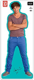 One Direction Life Size Standeez Louis Cut Out