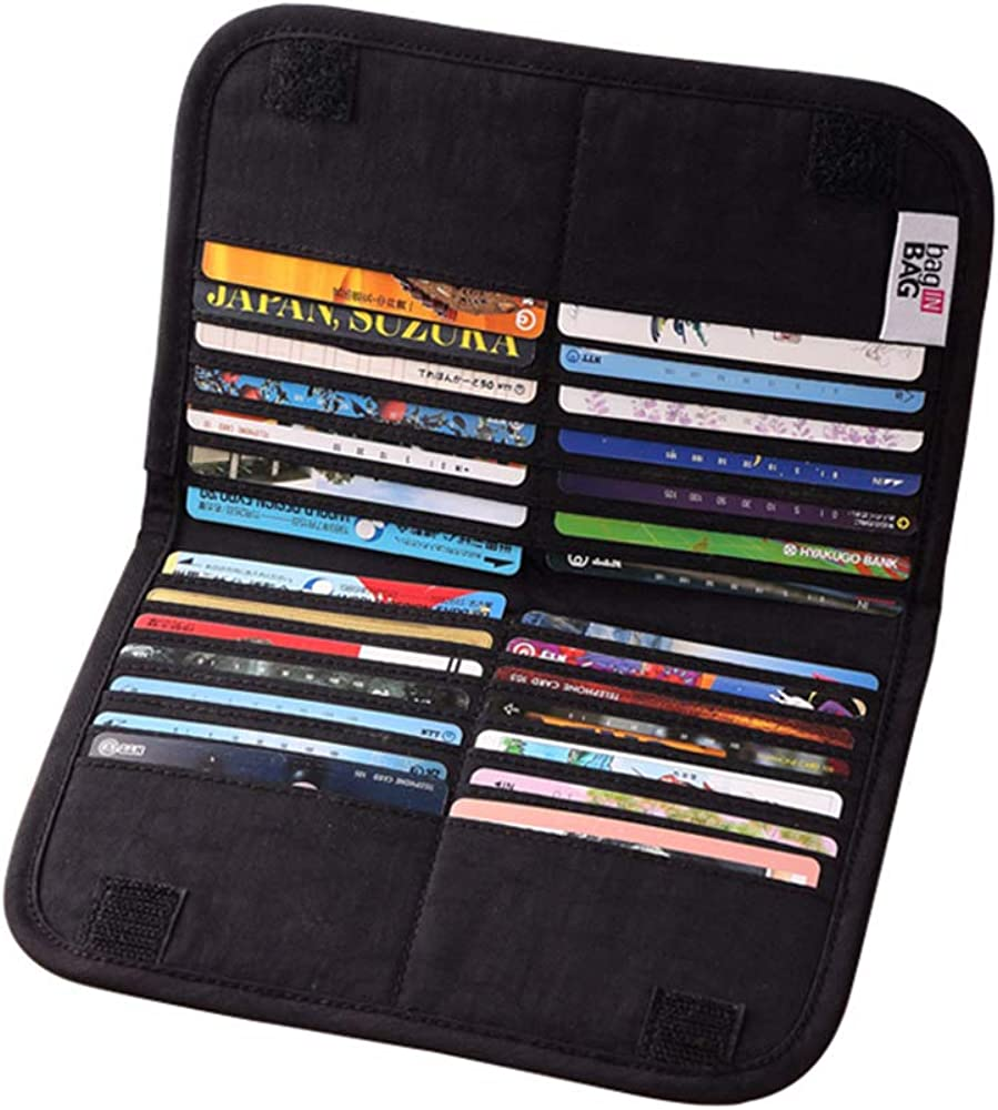 Buy iN. Slim credit card holder wallet, Gift card display case