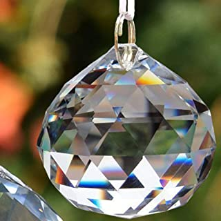 faceted crystals feng shui