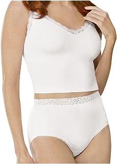 Women's Nylon Hi-Cut panties-6-Pack
