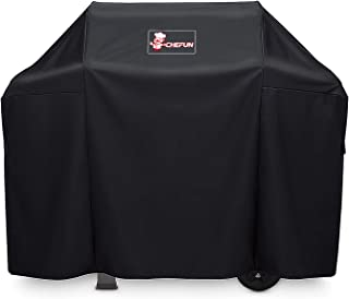 CHEFUN Gas Grill Cover for Weber 7139 Spirit II 300,Sprit 300 and Spirit 200 Series Large Waterproof Heavy Duty Weather-Re...