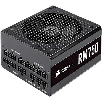 Corsair RM750-2019- 750W PC電源ユニット 80PLUS GOLD PS862 CP-9020195-JP