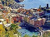 Lais Puzzle Vernazza, Cinque Terre 1000 Piezas