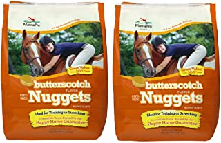 Manna Pro Horse Treat Multipack Butterscotch, 4 Pounds (Pack of 2)