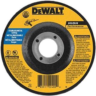 4-1//2-Inch X .045-Inch X 7//8-Inch DEWALT DWA4531 T27 Metal Cut-Off Wheel