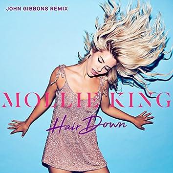 Hair Down (John Gibbons Remix)