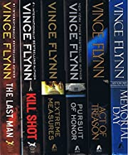 Vince Flynn's Mitch Rapp Series, 6-Book Collection: The Last Man / Kill Shot / Extreme Measures / Pursuit of Honor / Act o...
