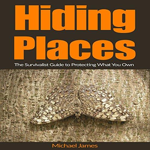 Hiding Places cover art