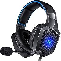 Runmus K8 Over-Ear 50mm Gaming Headphones