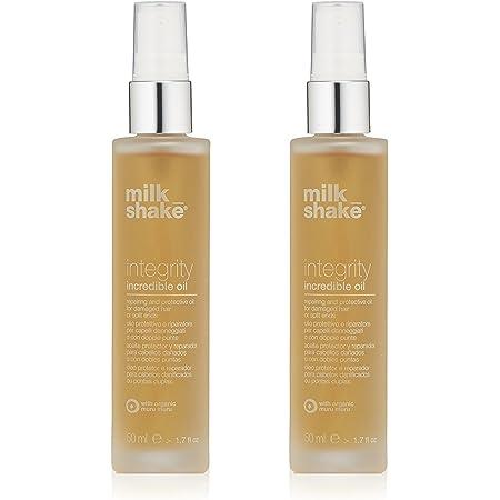 Milk shake integrity incredible oil DUO PACK 2 x 50 ml olio per capelli danneggiati o doppi punte 100ml PROMOZIONE SPEDIZIONE GRATUITA