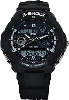 Skmei Sport Watch For Men Analog-Digital Resin - 0931