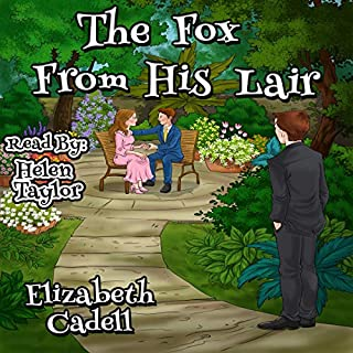 The Fox from His Lair audiobook cover art