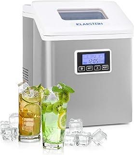 Klarstein Clearcube LCD máquina de hielos – hielo claro,