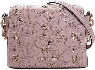 michael kors handbag with flowers