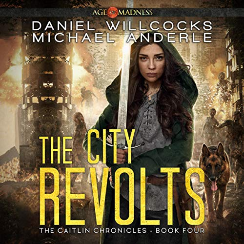 The City Revolts cover art