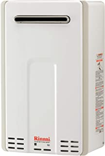 Rinnai Outdoor Tankless Hot Water Heater / V65eP / Propane / 6.3 GPM