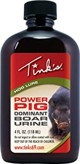Tink's Power Pig Dominant Boar Attractant (4-Ounce)