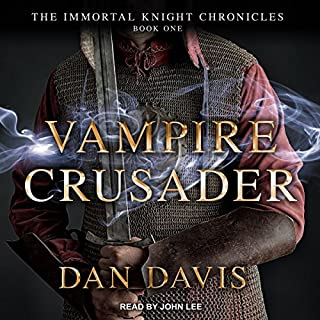 Vampire Crusader cover art
