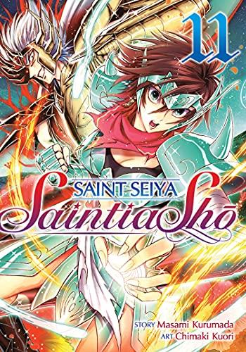 Saint Seiya: Saintia Sho Vol. 11