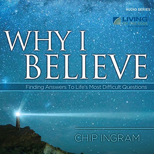 Why I Believe audiobook cover art