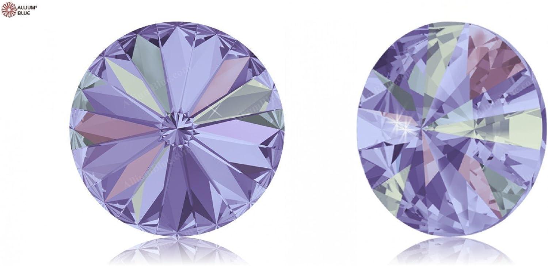 Swarovski Crystals 32284 Round Stones 1122 MM 12,0 CRYSTAL VL F, 144 Pieces