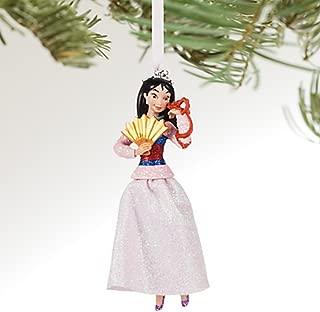 Disney Mulan Sketchbook Ornament - 2016