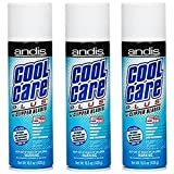 ANDIS Cool Care Plus Clipper Lubricating Spray 5-In-1 3 x CL-12750