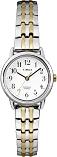 Women's Easy Reader Dress Expansion Band Watch