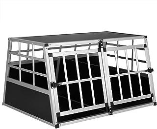 Cadoca Transportín Talla XL para Perros y Mascotas Caja Jau