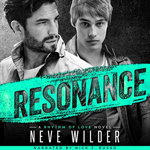 Resonance  By  cover art