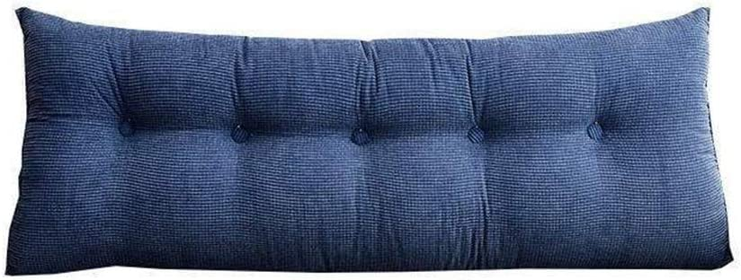 New product LXJ Triangular Big Wedge Cushion Pillow Bedside S Max 81% OFF Back
