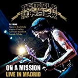 Michael Schenker's Temple Of Rock: On A Mission – Live in Madrid (Doppel CD) (Audio CD (Live))