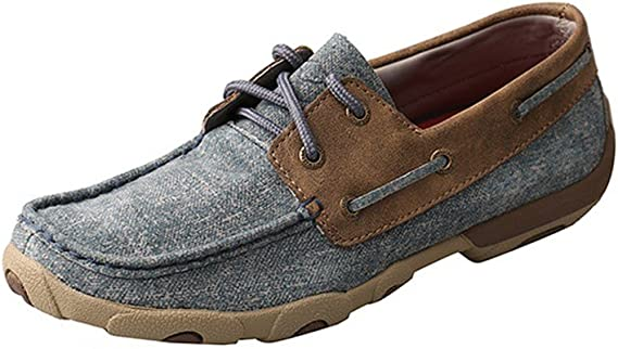 Twisted X WDM0063 Women's Driving Moccasins Shoes