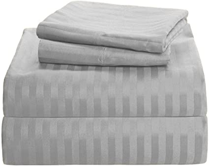 mediatime.sn Sheet under with angles Double Solid Cotton ...