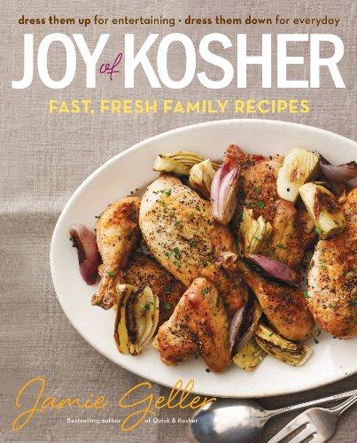 Joy Of Kosher: Fast, Fresh Family Recipes by Geller, Jamie ebook deal