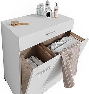 Badschrank Mit Waschekippe Ikea