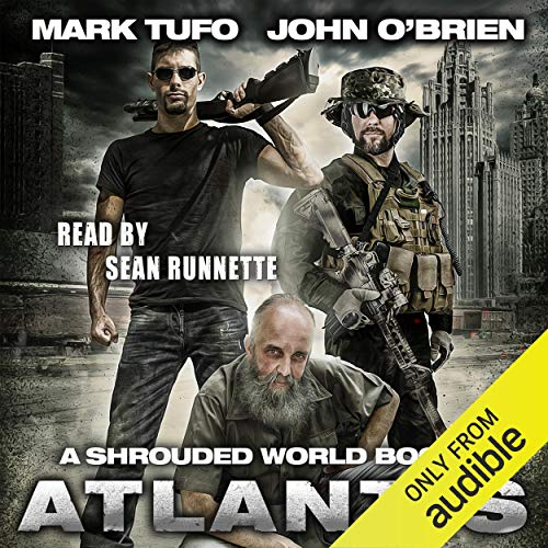 Atlantis  By  cover art