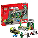 LEGO Juniors - La guarida de Las Tortugas, Juego de construcción (10669)
