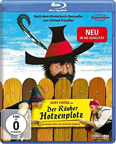 Der Räuber Hotzenplotz (inkl. Stickerbeilage) [Blu-ray]