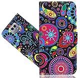 FoneExpert® LG X Cam Handy Tasche, Wallet Hülle Flip Cover Hüllen Etui Hülle Ledertasche Lederhülle Schutzhülle Für LG X Cam