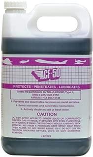 ACF-50 Anti-Corrosion Lubricant Formula - 4 Liter Bottle