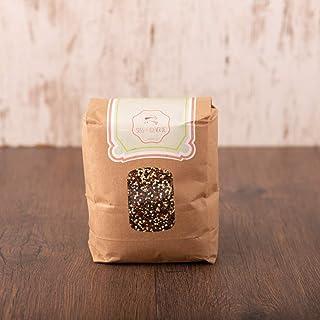 süssundclever.de Bio Quinoa | Tricolor | 2 kg | unbehandelt | plastikfrei und ökologisch-nachhaltig abgepackt