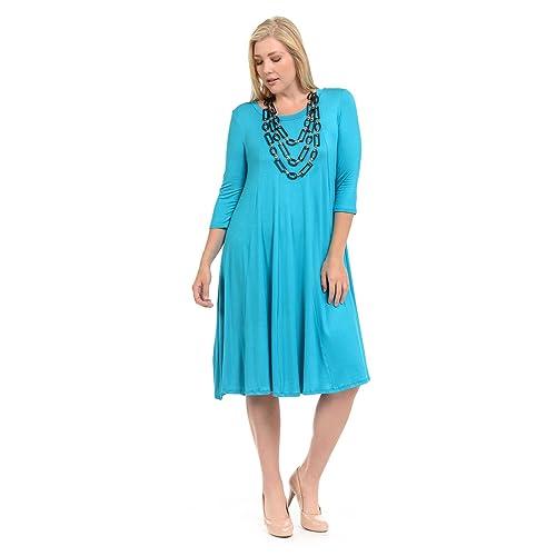 Jade Plus Size Dresses: Amazon.com