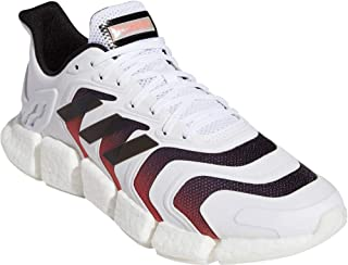 Men's Climacool Vento Running Shoes Signal Pink/Core Black/White 10