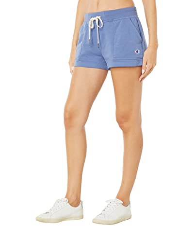 Champion Campus French Terry Graphic Shorts