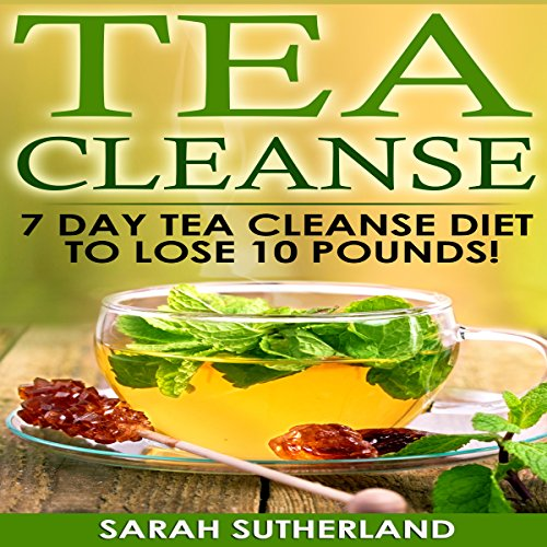 Tea Cleanse audiobook cover art