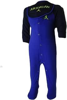 Air Jorda Boys 2PC Bib and Bodysuit Set
